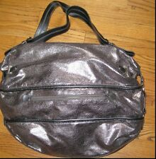 Barneys New York SILVER HOBO BAG EXCELLENT Low Price Great looking Brand New