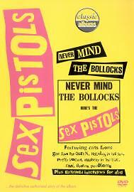 The Sex Pistols - Never Mind The B*ll*cks Here's The Sex Pistols DVD.