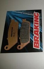 Braking  Pastiglie Freno Anteriore 716CM55 per KYMCO G DINK 300 2014 2015 2016