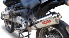 BMW R1100GS 1994/98 EXHAUST STAINLESS TRIOVAL BY GPR EXHAUSTS ITALY