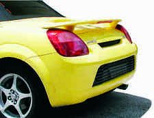 JSP 339162 Toyota MR2 Spyder Rear Spoiler Primed 2000-2006 Factory Style w / LED