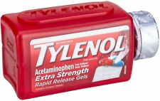 TYLENOL Extra Strength 500mg Acetaminophen Rapid Release Gels - 290 Count