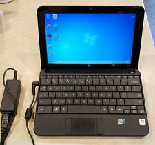 HP Mini 110-1125NR 10.1-Inch Black Netbook VM135UA#ABA laptop - TESTED