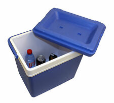 39cm High Cooler Box Picnic Ice Food Insulated Coolbox Beverage Chilling Beer