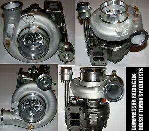 Holset HE351W 12cm billet 650bhp+ capable quick spool turbo. HX35W HX40W hybrid