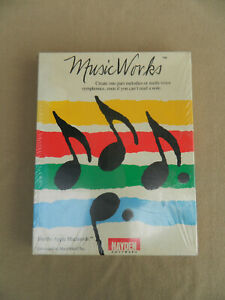 MusicWorks Software for Apple Macintosh in Sealed Box