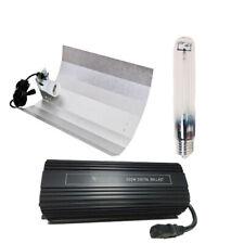 600w Spectrum Hobby Digital Grow Light Kit Hydroponics Ballast Lamp Reflector