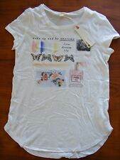Top T-shirt Esprit blanc Taille S Neuf