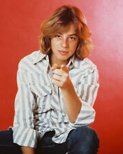 LEIF GARRETT GREAT STUDIO POSE 8X10 COLOR PHOTO
