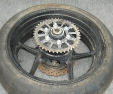 2008-2010 ZX10R rear wheel assembly