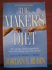 Die Macher der Ernährung-die 40 Tage Gesundheit Erfahrung von Jordan Rubin 2005 Taschenbuch