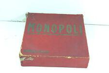 MONOPOLI 50's Scatola Rossa Table-Game