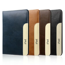 For iPad 6th Generation 2018/ 5th Generation Leather Flip Stand Smart Case Cover