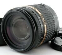 MINT Tamron B008 18-270mm f/3.5-6.3 Di-II PZD VC AF Lens For Nikon w/ Hood JAPAN