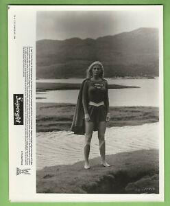 #T67.    1984   HELEN SLATER SUPERGIRL  PHOTOGRAPH