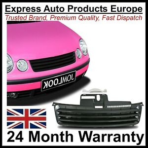 Debadged Grille Badgeless Grill VW Polo 9N 2002 to 2005
