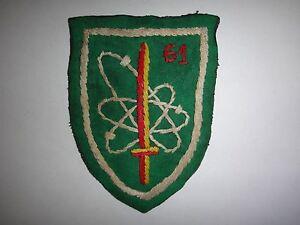 Vietnam Guerre Main Cousu Patch Arvn Armée 61st Signal Bataillon