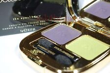 Dolce & Gabbana Smooth Eye Colour Duo Eyeshadow (Dazzling 160) Full Size Nib