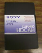 Sony bct-hd12cl cleaning tape for HDCAM Cartouche de Nettoyage neuf
