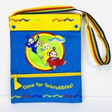Teletubbies Book Library Bag Childrens Kids Cute Bag Unisex