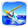 Abat-jour Qui Convient Surfing Papier Peint Couettes & Autocollants Murales