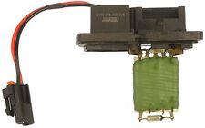 HVAC Blower Motor Resistor Front Dorman 973-000 Fits Many GM Vehicles 97-05