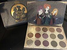 New ListingColourpop Hocus Pocus Gather Round Sisters Eye Shadow Palette In Hand Disney