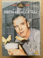 Birdman Of Alcatraz DVD 1962 Vero Life Prigione Film Classico W / Burt Lancaster