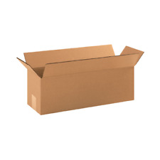 18x6x6 SHIPPING BOXES  50 pack - Packing Mailing Moving Storage Reseller