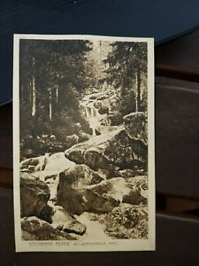 Ak  Sammler Hobby Heimat alt selten Wernigerode Steinerne Renne Harz