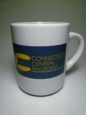 Whistle Stop Connecticut Central 8oz Ceramic Mug --> FREE US SHIPPING!