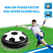 Mini Air Power Soccer Disc Hover Gliding Ball Sports Football Toy Gift 9cm Game