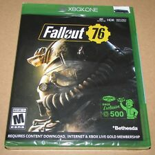 Fallout 76 (Microsoft Xbox One) Brand New / Fast Shipping