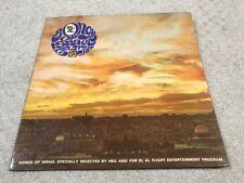 SONGS OF ISRAEL LP Hed Arzi EL AL In Flight Entertainment BAN 14208