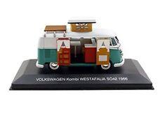 Ixo 1 43 Volkswagen Kombi Westfalia So42 Camping Car 1966