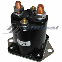 SOLENOID RELAY SWITCH 12 VOLT FOR CLUB CAR & CARRYALL GOLF CART 1012275 12V