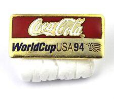 COCA-COLA COKE EE.UU. Solapa Pin PIN BADGE Broche - WORLD CUP '94