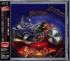 "JUDAS PRIEST ""Painkiller"" CD import Japan w/obi reissue +2 Bonus Epic EICP 7045"