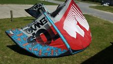 2015 Liquid Force Envy 10.5m kite for kiteboarding, kitesurfing