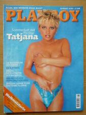 Playboy Magazin 1998/08, Tatjana Simic, Sammlung vom August 1998