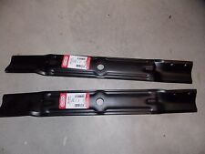 """2 - 191-015 Oregon Replacement lawn mower blade 20-1/2"""" 3/4 center"""