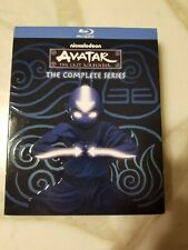 Avatar The Last Airbender Complete Series Blu-ray SIGNED Mint