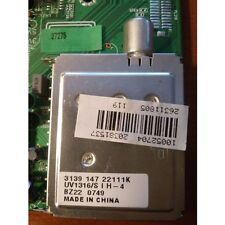 Medion MD30325 Coax tv tuner. 3139 147 22111K. UV1316/S. I H-4 BZ22 31391472211K