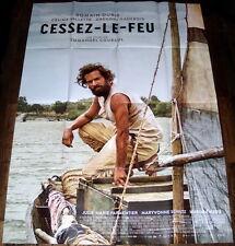 CESSEZ-LE-FEU  Romain Duris Céline Sallette  GRANDE AFFiCHE