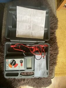 megger insulation resistance tester