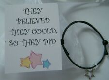 GRADUATION GIFT THEY BELIEVED THEY COULD SO THEY DID BRACELET ACHIEVEMENT EXAM
