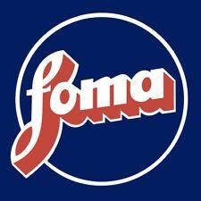 "Foma Fomaspeed 312 photo paper B&W Rc Matte (4"" x 5"") 100 & 50 Sheets Us Seller"