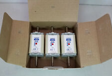 Siemen 3NA6 140-4 Industrial 200A Fuse - Box of 3 - New