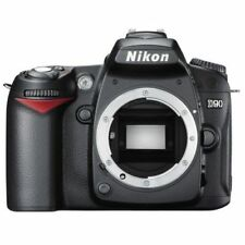 Near Mint! Nikon D90 12.3 MP Digital SLR Body - 1 year warranty