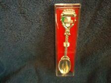 Collectible Souvenir Colosseo Roma (Roman Colosseum) Spoon In Display Case